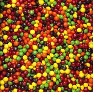 FILL IT UP Skittles Candy Full Refill Kit for Oak Beaver Candy Vending Machine