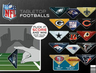32 Complete NFL Teams Tabletop Footballs Game   with FREE Shipping!