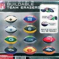 Mini Footballs All 32 Teams Toys and Erasers