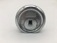 Rare CHROME Antique Ford Gumball Vending Lock code F50