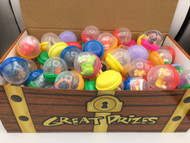 Treasure Chest Reward Toy Box Filled With 2-inch Capsule Prizes