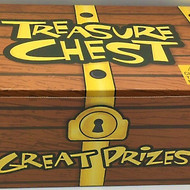 Treasure Chest Toys, Eggs Filled with Prizes