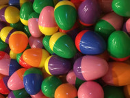 Chicken Eggs Filled with Toys, Easter Eggs, 100 pieces