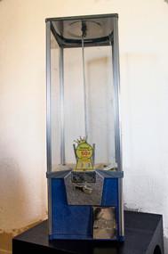 "Richland 2"" Capsule Bulk Vending Machine 50 cent Toy Capsule Egg"