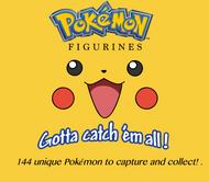 "Pokemon Figurines In 2"" Capsules #1 Seller Worldwide"