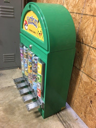 Pokemon Trading Card Vending Machine HOT!!!! Free Shipping