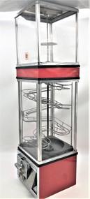 Victor Zipper Spiral Gumball Machine