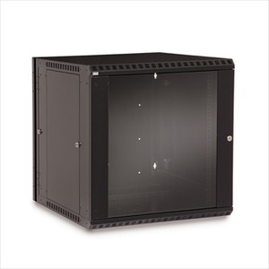 12U Swing Out Wall Cabinet