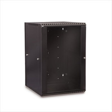 18U Swing Out Wall Cabinet