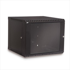 9U Fixed Wall Mount Cabinet