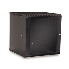 12U Fixed Wall Mount Cabinet