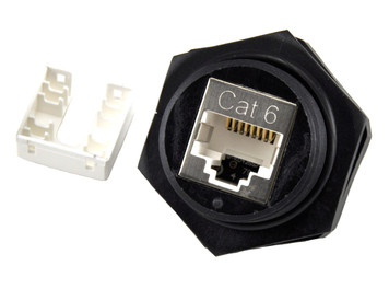 Cat6 Industrial Jack Punch Down