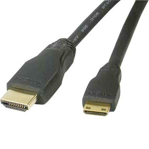 HDMI to Mini HDMI 3'