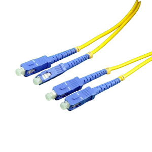 Duplex Singlemode Fiber SC to SC