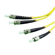 ST to ST Fiber Optic Singlemode 9/125