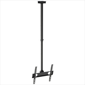 """ceiling tv mount for 37"""" to 63"""" monitors"""