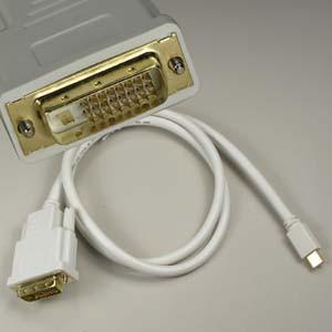 mini displayport to dvi cable 15'