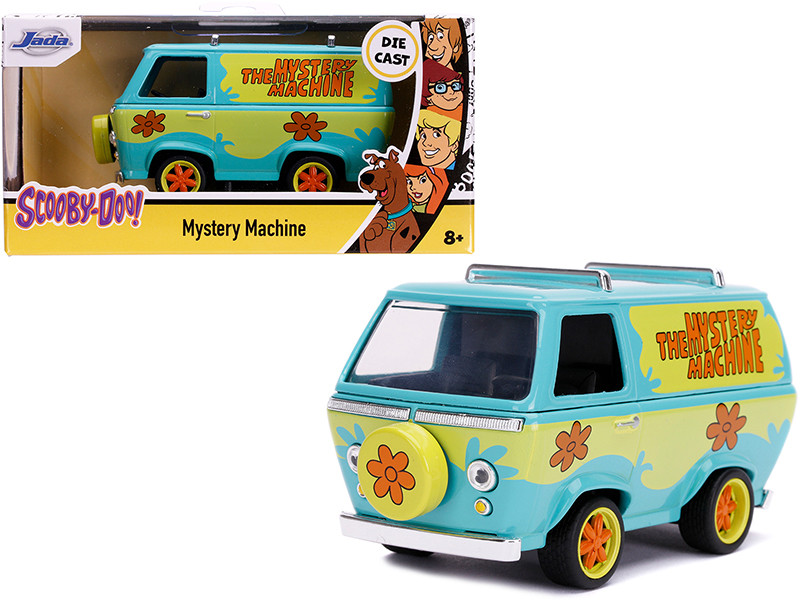 The Mystery Machine Scooby-Doo 1/32 Diecast Model Jada 32040