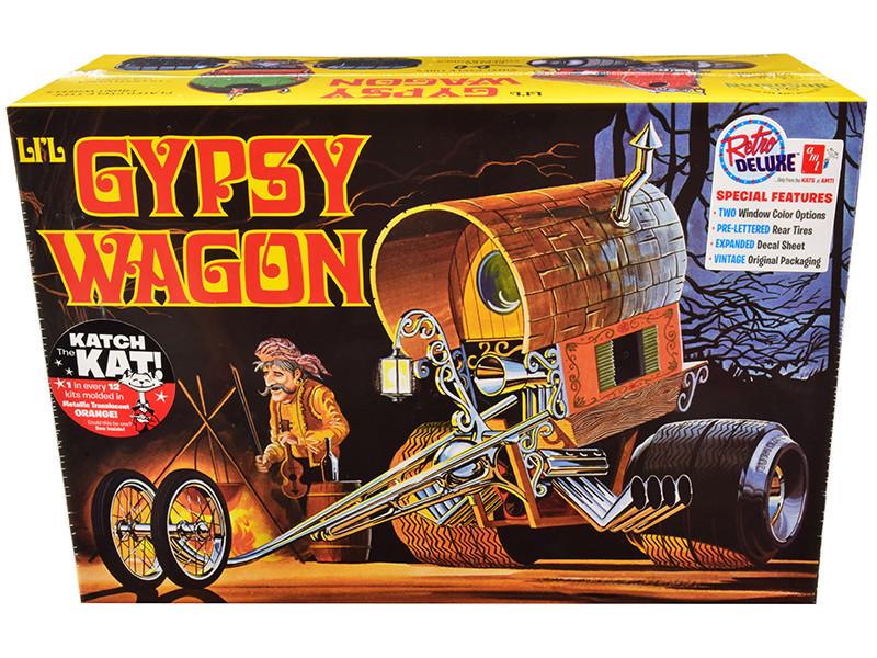 Skill 2 Model Kit Li'l Gypsy Wagon 1/25 Scale Model AMT AMT1067