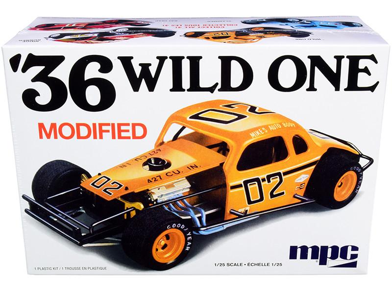 Skill 2 Model Kit 1936 Wild One Modified 1/25 Scale Model MPC MPC929 M