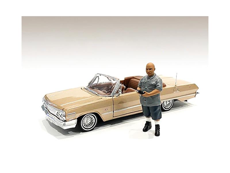 Lowriderz Figurine I 1/24 Scale Models American Diorama 76373