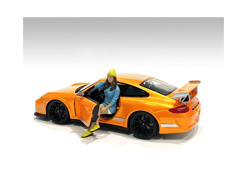 Car Meet 1 Figurine III 1/18 Scale Models American Diorama 76279