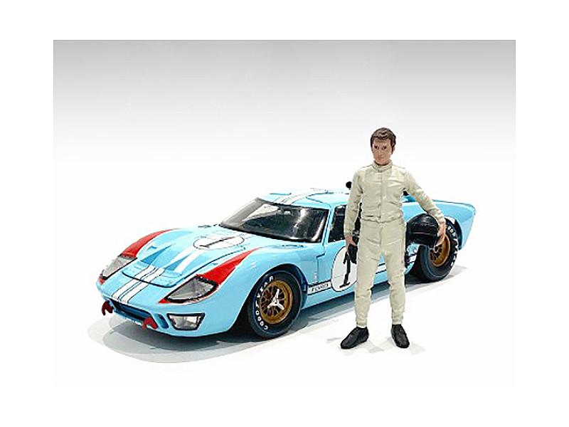 Race Day 2 Figurine I 1/24 Scale Models American Diorama 76395