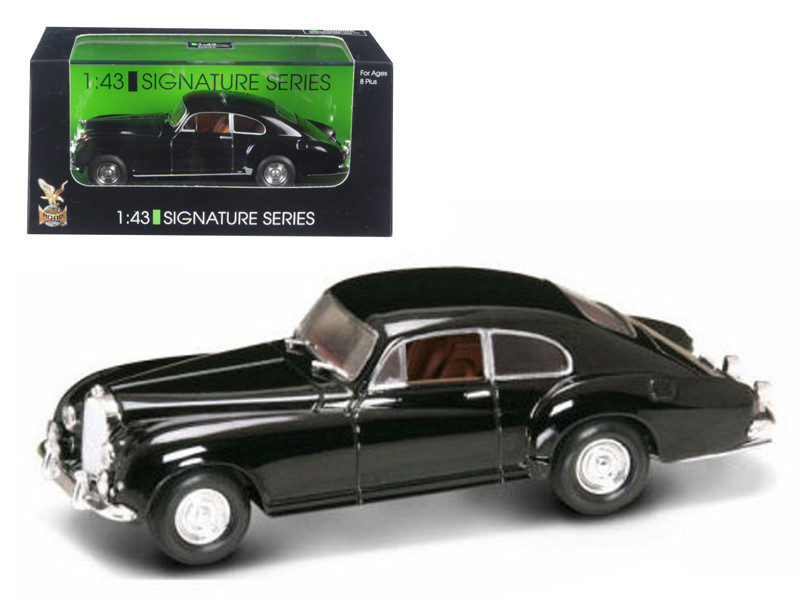 1954 Bentley R Type Black 1/43 Diecast Model Car Road Signature 43212