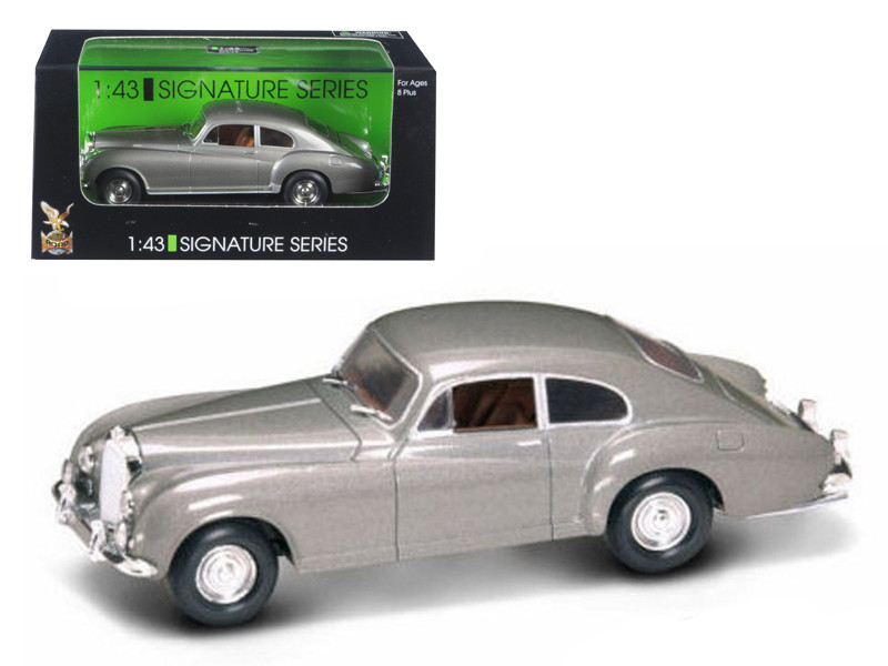 1954 Bentley R Type Gray 1/43 Diecast Model Car Road Signature 43212