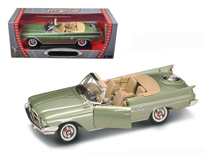 1963 CHRYSLER TURBINE BRONZE 1:18 DIECAST MODEL CAR BY ROAD SIGNATURE 92448