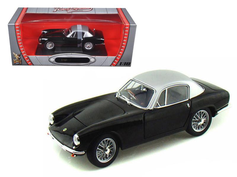 1960 Lotus Elite Black 1/18 Diecast Model Car Road Signature 92768