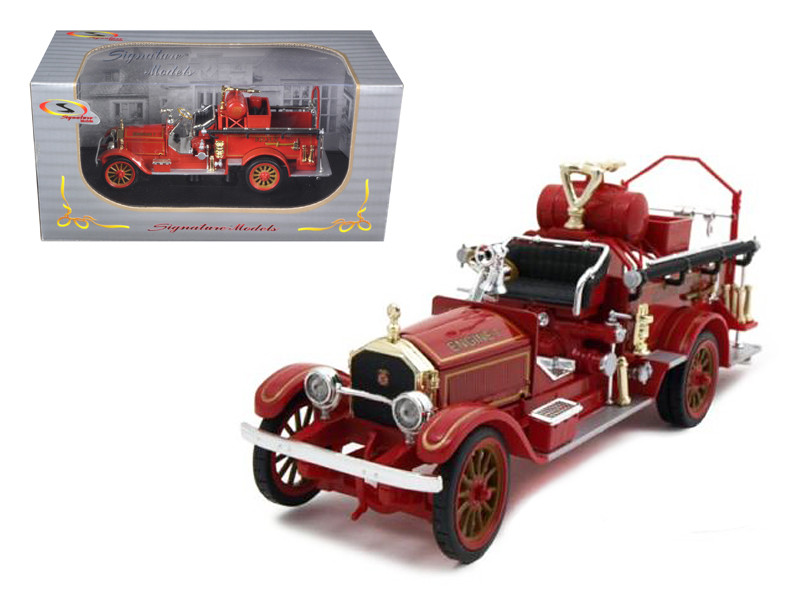 1921 American Lafrance Fire Engine 1/32 Diecast Model Car Signature Models 32371
