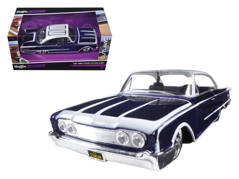1960 Ford Starliner Purple \Outlaws\
