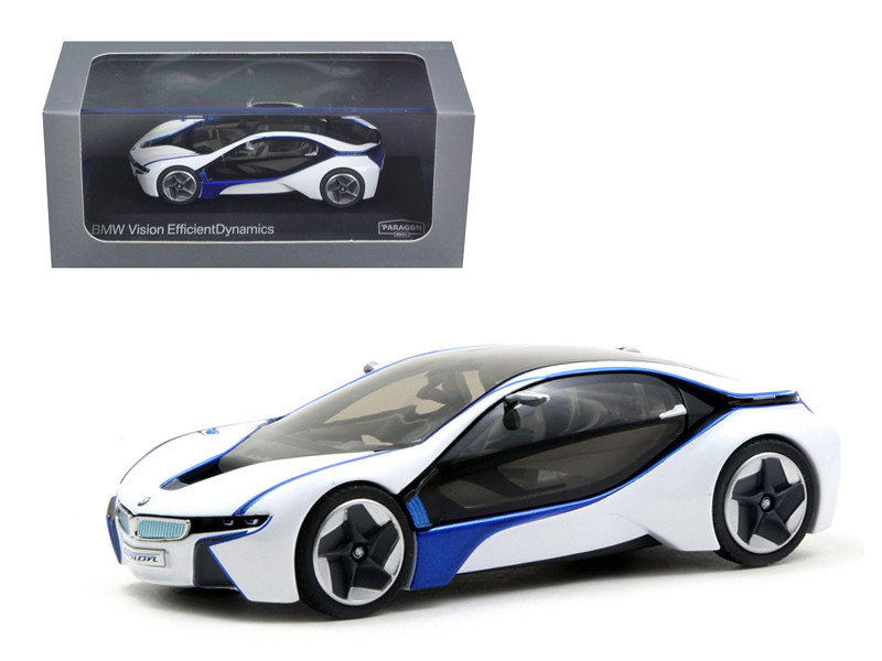 BMW Vision Efficient Dynamics Concept 1/43 Diecast Model Car Paragon 91021