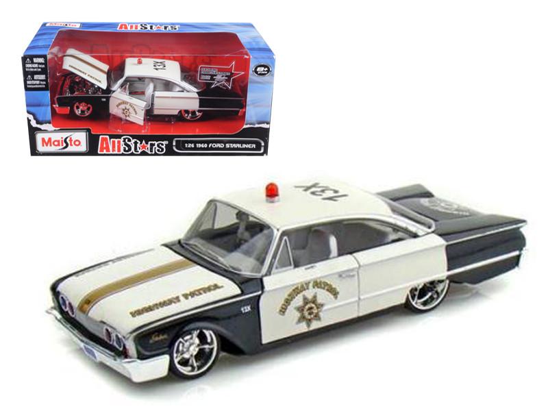 1960 Ford Starliner Highway Patrol \All Stars\