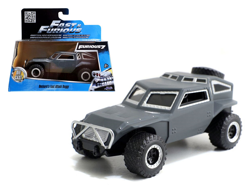 "Deckard's Fast Attack Buggy ""Fast & Furious 7"" Movie 1/32 Diecast Model Car Jada 97387"