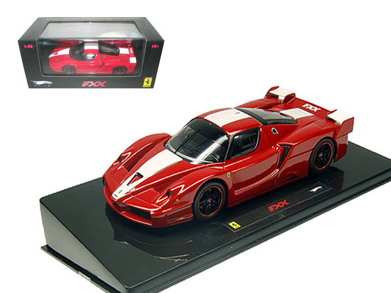 Ferrari Enzo FXX Red Elite Limited Edition 1/43 Diecast Model Car Hotwheels N5605