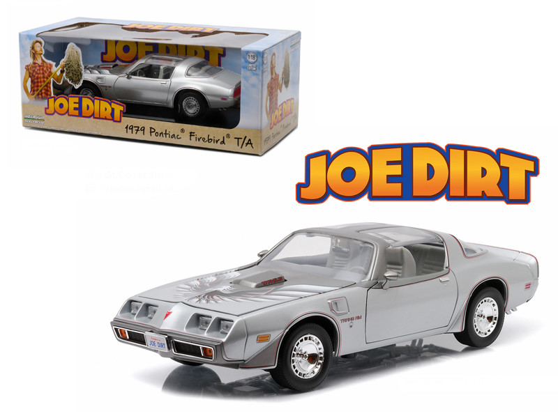 "1979 Pontiac Firebird Trans Am ""Joe Dirt"" Movie (2001) 1/18 Diecast Model Car Greenlight 12952"