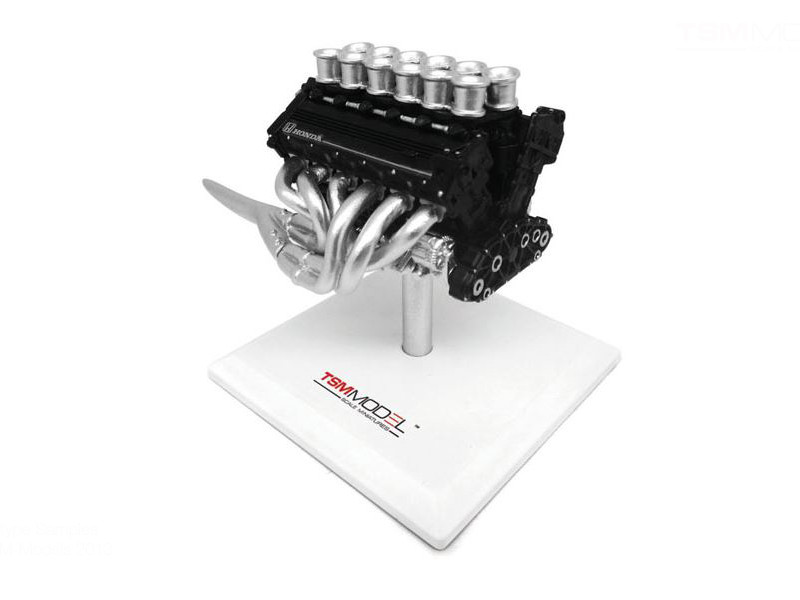 Honda RA121E V12 Engine Replica 1/18 True Scale Miniatures 14AC03