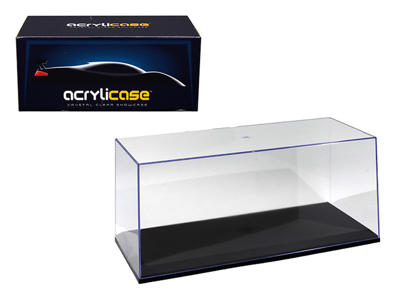 Collectible Display Show Case for 1/24 Scale Diecast Models Illumibox 10004
