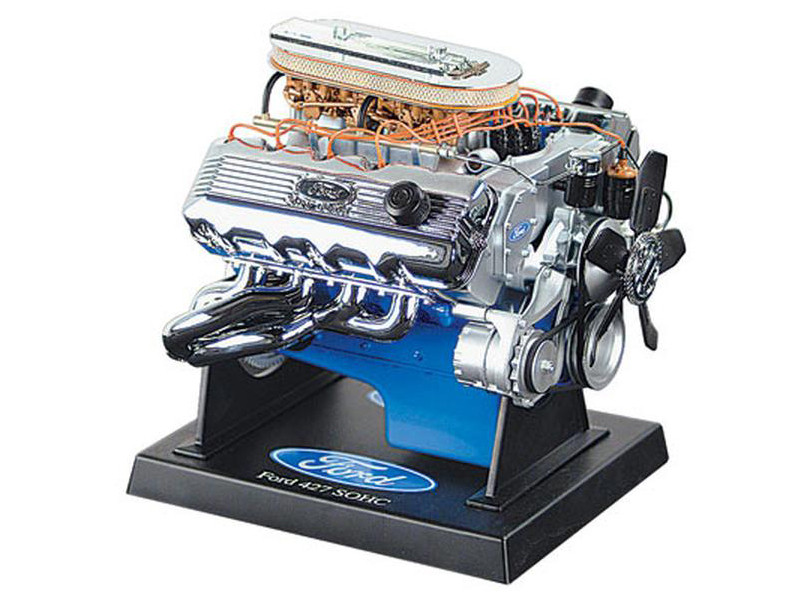 Ford 427 SOHC Engine Model 1/6 Model Liberty Classics 84025