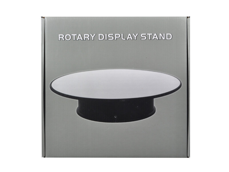 "Other Rotary Display Stand 10"" For 1/18 1/24 1/64 1/43 Model Cars With Mirror Top"