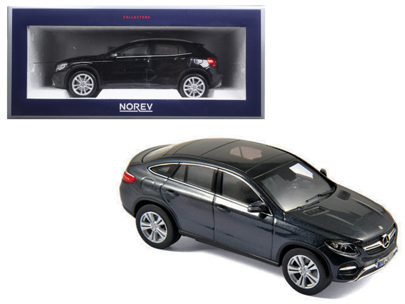 2014 Mercedes GLA Class Black 1/18 Diecast Model Car Norev 183450