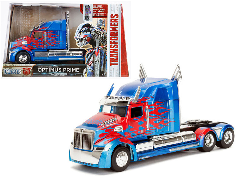Western Star 5700 XE Phantom Optimus Prime \Transformers\