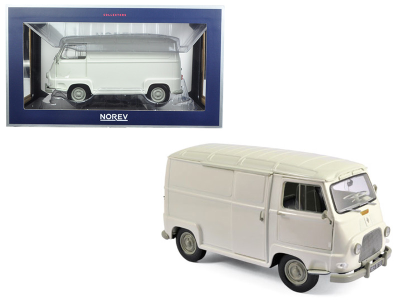 1965 Renault Estafette Beige 1/18 Diecast Model Car Norev 185174