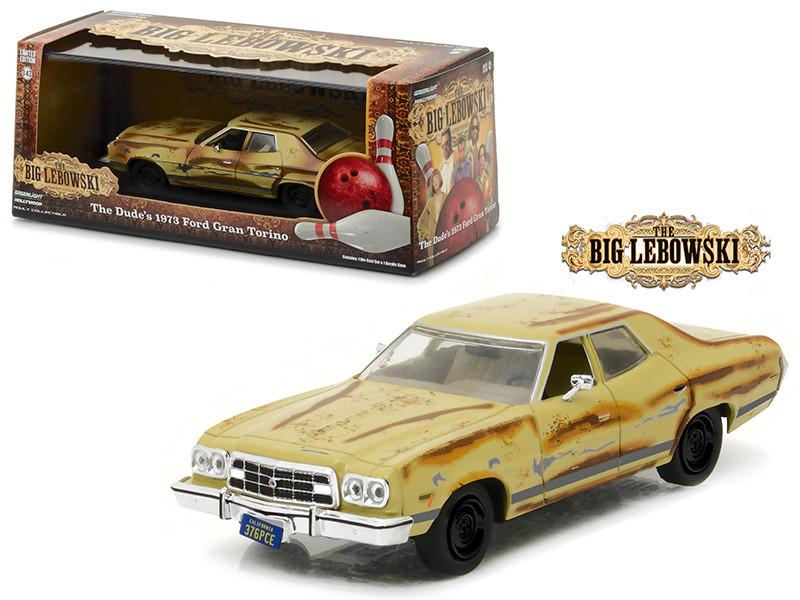 The Dude\'s 1973 Ford Gran Torino \The Big Lebowski\
