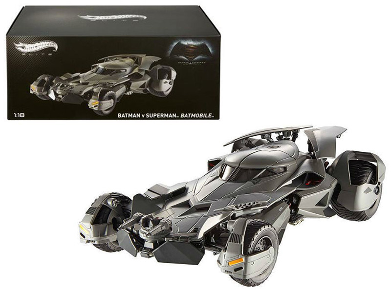 Dawn of Justice Batmobile From \Batman vs Superman\