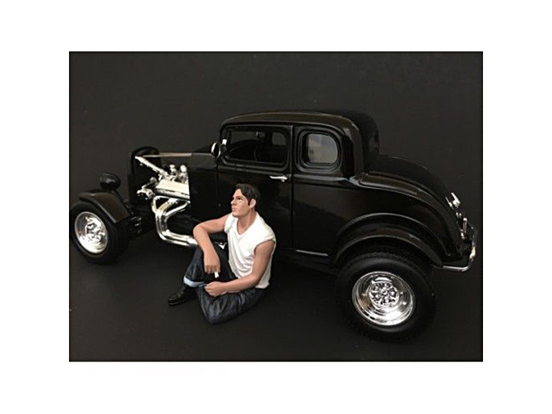 50's Style Figure V for 1:24 Scale Models American Diorama 38255