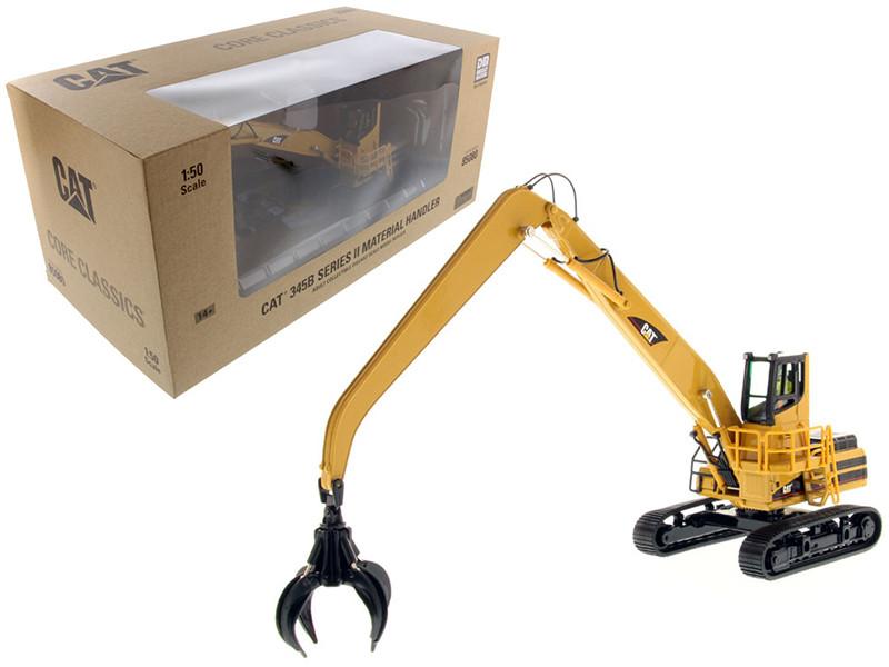CAT Caterpillar 345B Series II Material Handler with Operator and Tools \Core Classic Series\