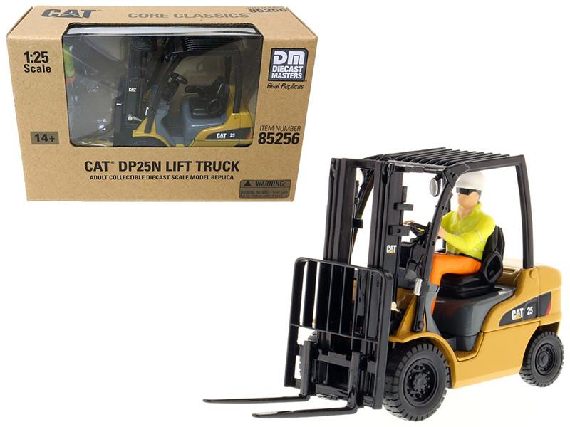 CAT Caterpillar DP25N DP/GP15-35N Range Lift Truck with Operator \Core Classics Series\
